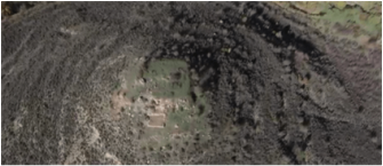 Archaeological sensation in Spain: The first Spanish Pyramid discovered 7600665
