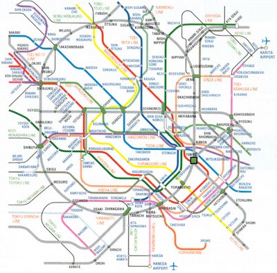 Hundreds of kilometers of Tokyo tunnels whose purpose is unknown Map-tokyo-subway_1_orig