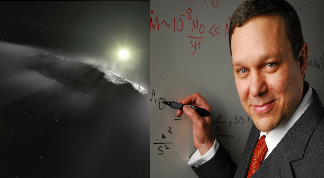 TOP ASTRONOMER: I'm Working On An Equation That Will Prove OUMUAMUA IS AN ALIEN SPACESHIP 000_33_orig