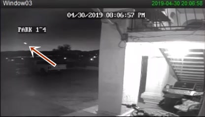 UFO News ~ UFO Caught on CCTV Cam over Bullhead City, Arizona plus MORE 001_1_orig