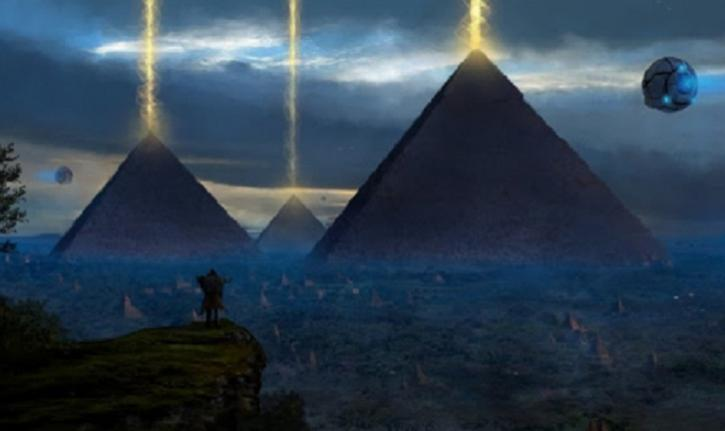 An Alien Civilization took control of the Earth on July 29, 1203 BC Aliens-ancient-egypt-ufo-incident_orig
