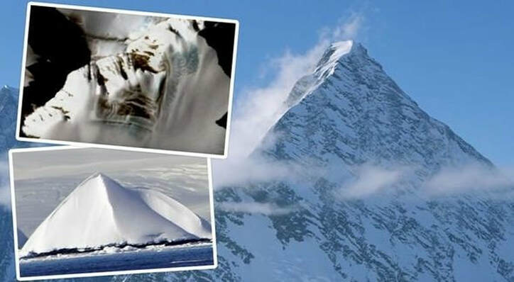 Could Pyramids Found In Antarctica Change The History Of Man + More? 1356101074